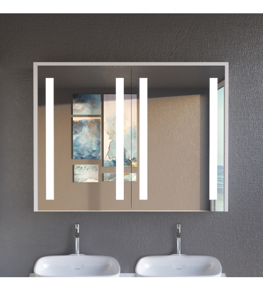 Зеркало Пенал D1 05