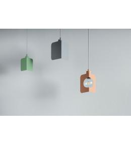 Corner Pendant Lamp