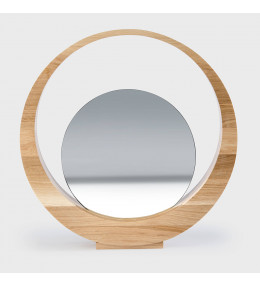 Wood pedestal №1 Isole collectio