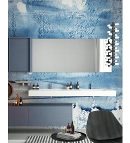 Aqatapia Blue and Sepia