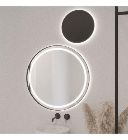 Круглое зеркало с подсветкой ROUNDCORNER
