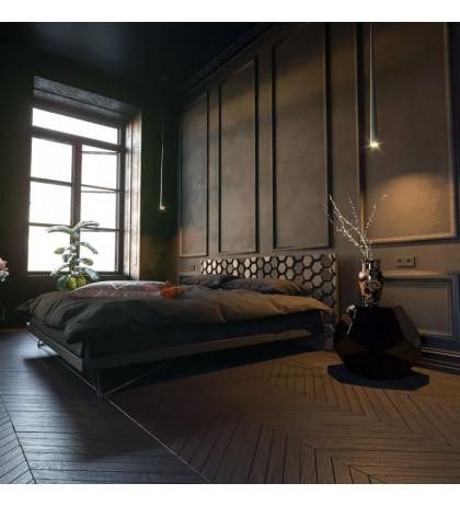 Кровать HEXAGON