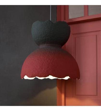 Pendant lamp Bagryanyi gradient gradient 62