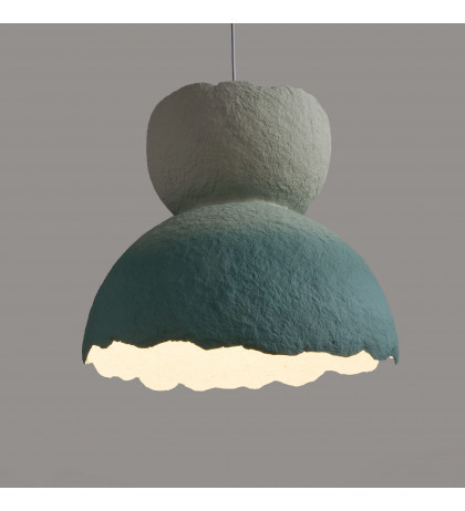 Pendant lamp Blakyt gradient 51