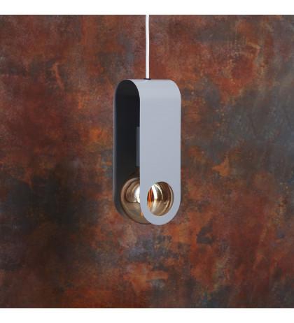 Потолочный светильник Clip M с лампой