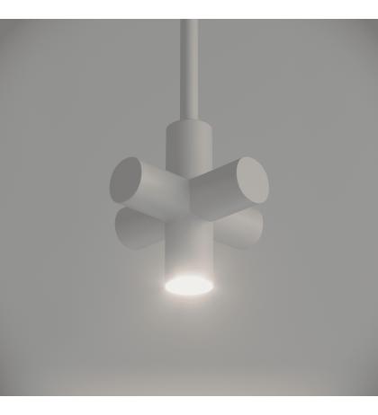 Потолочный светильник Pluuus с лампой на ножке