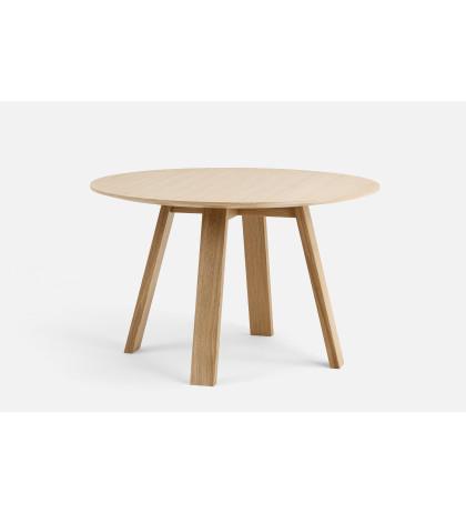 Обеденный круглый стол Dub