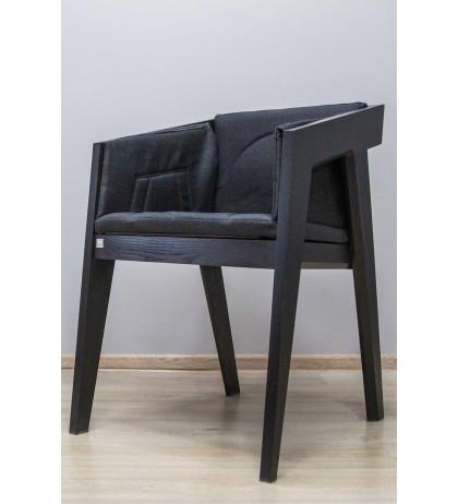 Обеденный стул  Air 2 Black