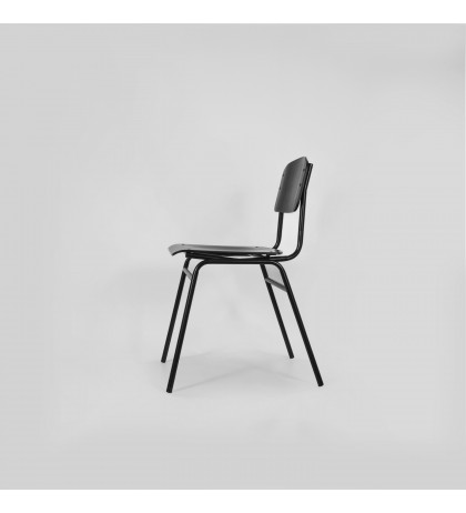 Стул Jean black&white
