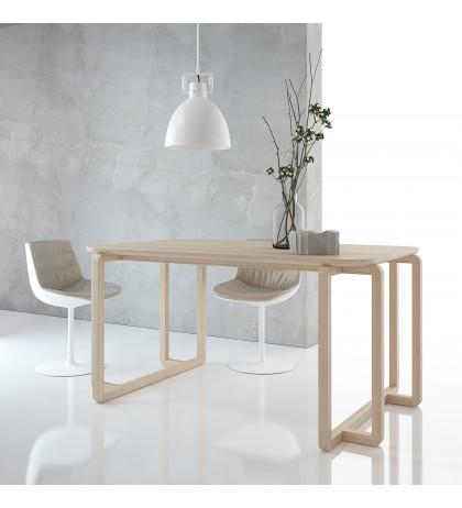 Обеденный стол 1540mm DIOX