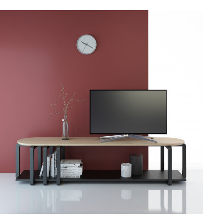 Тумба под tv 2040mm DIOX