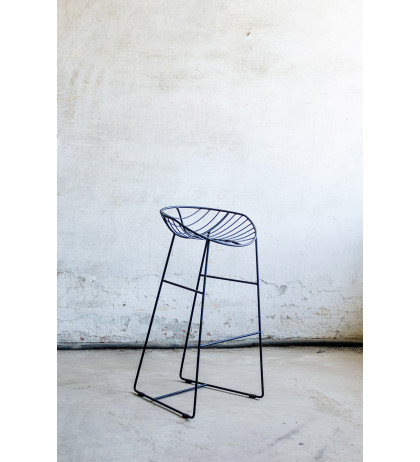 LYSTOK bar stool