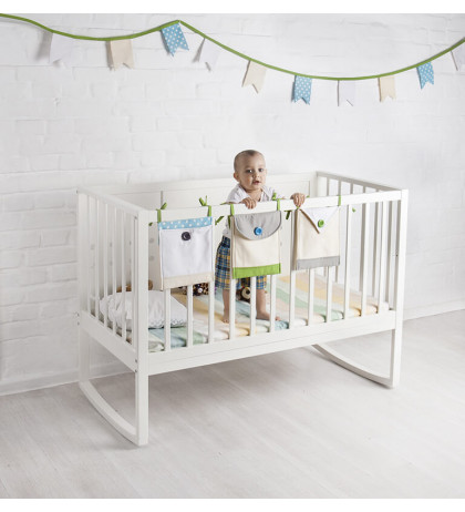 Кроватка трансформер Фанни
