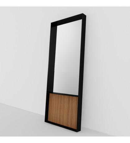 Напольное зеркало Arris Black