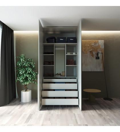 Модульный шкаф Simple VL 07