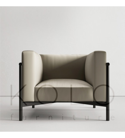 Simple Armchair 12