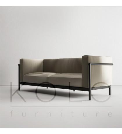 Simple Triple Sofa 14