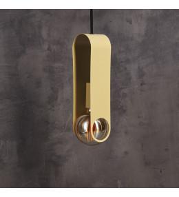 Потолочний світильник Clip L з лампой.