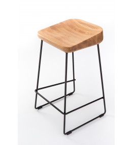 Wave Counter Stool
